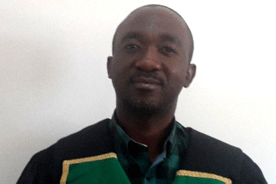 Cllr S. A. Mdakane